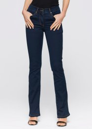 Megastretchjeans Bootcut, bpc selection, darkblue stone