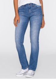 Stretch-Jeans, STRAIGHT, John Baner JEANSWEAR, blau
