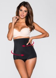 Form-Panty, bpc bonprix collection, schwarz