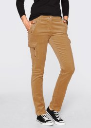Stretch-Cordhose, bpc bonprix collection, cappuccino