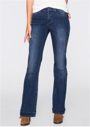 Stretch-Jeans FLARED, John Baner JEANSWEAR, blau