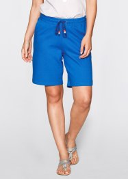 Sweatshorts, bpc bonprix collection, azurblau