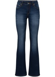 Stretch-Jeans, Flared, BODYFLIRT, dark denim