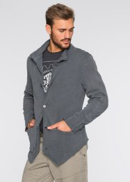 Sweat-Blazer Slim Fit, RAINBOW, anthrazit