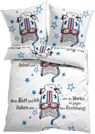 "Bettwäsche ""Racing Dream"", bpc living, multi"