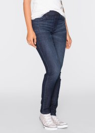 Stretch-Jeggings, John Baner JEANSWEAR, dunkelblau