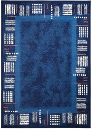 "Teppich ""Joy"", bpc living, blau"