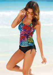 Tankini (2-tlg. Set), bpc selection, bunt bedruckt