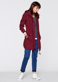Parka, bpc bonprix collection, ahornrot