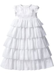 Baby Taufkleid, bpc bonprix collection, wollweiß
