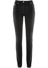 Stretchjeans in Used-Optik, bpc selection, schwarz