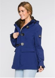 Duffle-Softshelljacke, bpc bonprix collection, mitternachtsblau