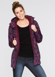 3-in-1 Funktions-Outdoorjacke, bpc bonprix collection, beere