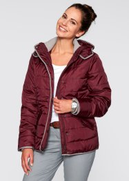 Jacke, bpc bonprix collection, ahornrot