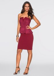 Partykleid, BODYFLIRT boutique, cremeweiss