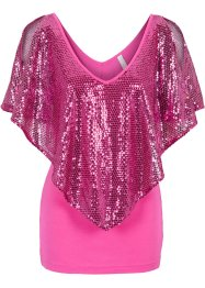 Shirt, BODYFLIRT boutique, pink