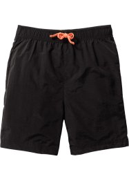 Strandshorts, bpc bonprix collection, schwarz
