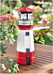 Solar Dekoleuchte Leuchtturm, bpc living bonprix collection