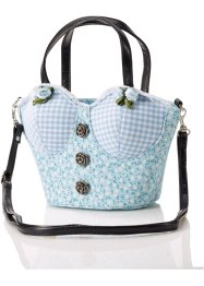 Dirndl Tasche, bpc bonprix collection, hellblau