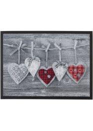 Fußmatte mit Herzchenmotiv, bpc living bonprix collection