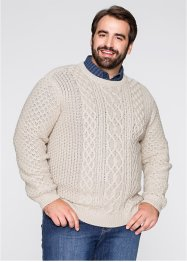 Pullover Regular Fit, bpc selection, natur