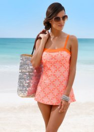 Tankini, bpc selection, orange/creme