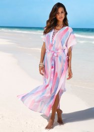 Strandkleid, bpc selection, rosa/blau
