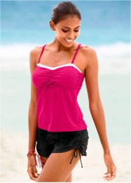 Tankini Oberteil, bpc bonprix collection, rot