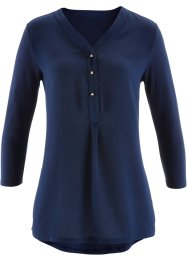Shirtbluse, bpc selection, dunkelblau
