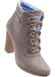 Stiefelette, bpc bonprix collection, taupe