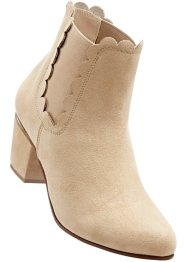 Stiefelette, bpc selection, beige