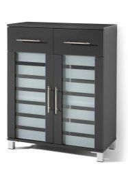 Badezimmer Schrank mit 2 Türen und 2 Schubladen, bpc living bonprix collection