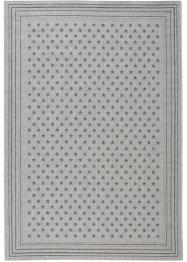In- und Outdoor Teppich mit Sternen und Bordüre, bpc living bonprix collection