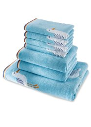 Handtuch mit Möwenmotiv, bpc living bonprix collection