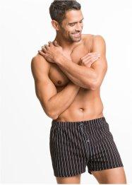 Lockere Jersey Boxershorts (3er Pack), bpc bonprix collection