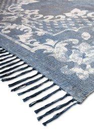 Teppich mit Fransen und Wendeoptik, bpc living bonprix collection