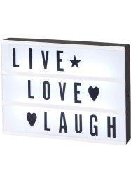 LED-Lichtbox, bpc living bonprix collection