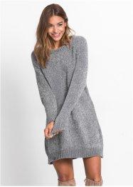 Oversize-Kleid in Strick, RAINBOW