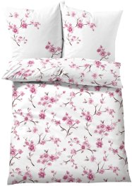 Bettwäsche mit Kirschblüten Design, bpc living bonprix collection