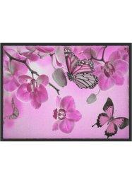 Fußmatte mit Schmetterlingdruck, bpc living bonprix collection