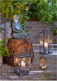 Solar Dekoleuchte Buddha, bpc living bonprix collection