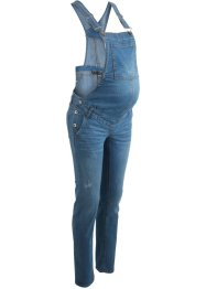 Umstands-Jeanslatzhose, Straight, bpc bonprix collection