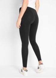 Stretch-Leggings (2er-Pack), bpc bonprix collection