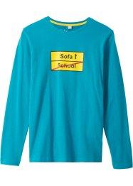 Langarmshirt mit coolem Druck, bpc bonprix collection