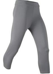 Capri-Sport-Leggings, 3/4-Länge, Level 1, bpc bonprix collection
