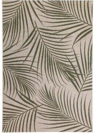 Teppich mit Blättern, bpc living bonprix collection