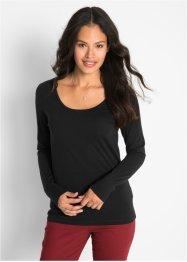 Stretch-Shirt, Langarm, bpc bonprix collection