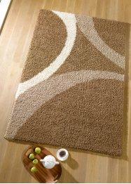 Hochflor Teppich mit modernem Muster, bpc living bonprix collection