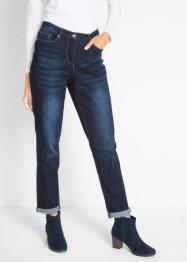 Stretch-Boyfriend-Jeans mit Bequembund, bpc bonprix collection