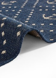 Teppich mit Anker Motiv, bpc living bonprix collection